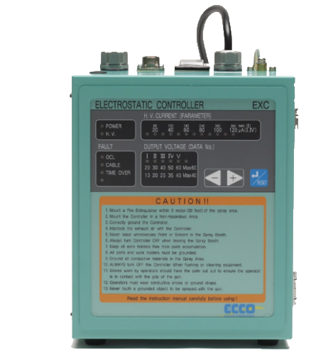Ecco controller EXC HP